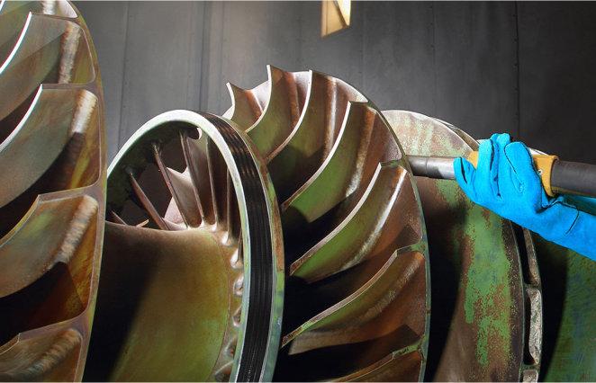 пескоструйные работы металл металлоконструкции